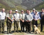 A great grouse day at Invermark